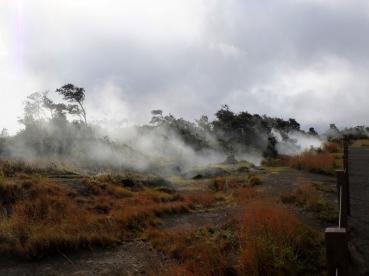 Steam vents (vapeur d'eau)