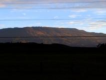 l'observatoire astronomique, au sommet du Mauna Kea