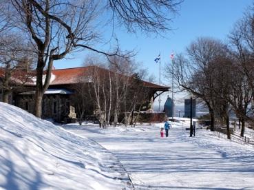Le Chalet du parc Mont Royal